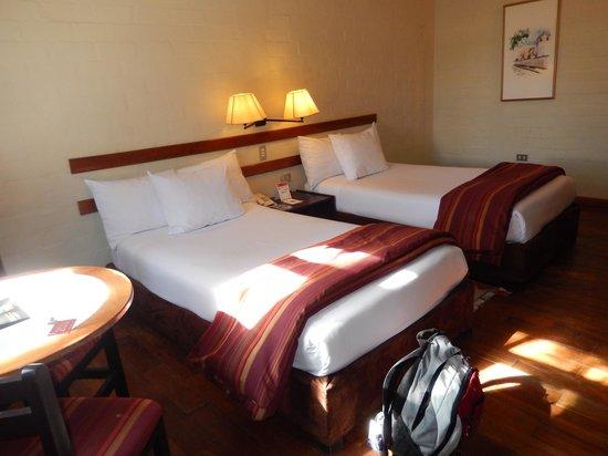Casa Andina Standard Colca: 2 comfortable beds