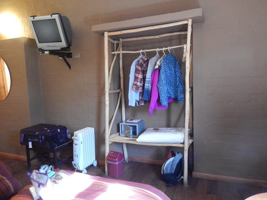 Casa Andina Standard Colca : this is the only closet