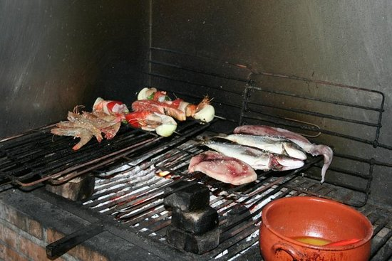 The Beach Basket: Fish Grill