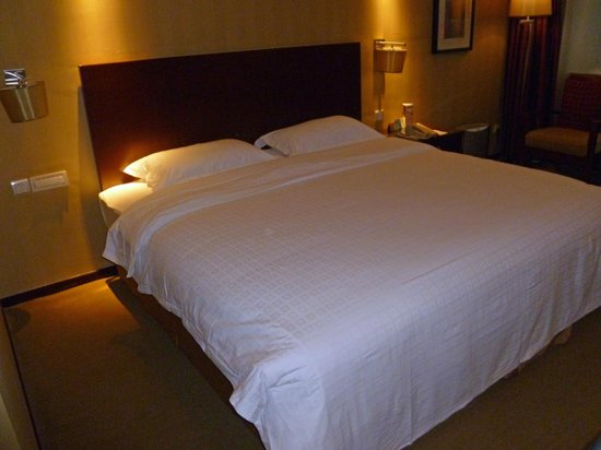 Sunworld Hotel Beijing: Bed