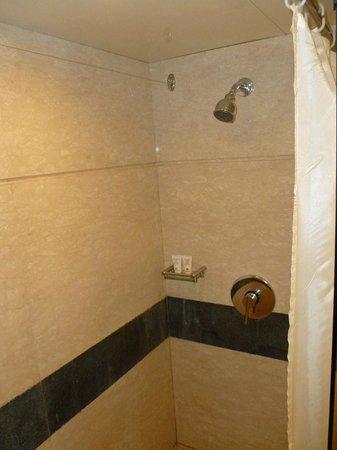 Sunworld Hotel Beijing: Shower
