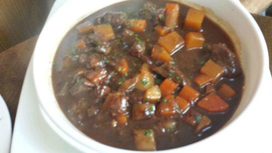 The Hamptons Delicatessen: Venison stew