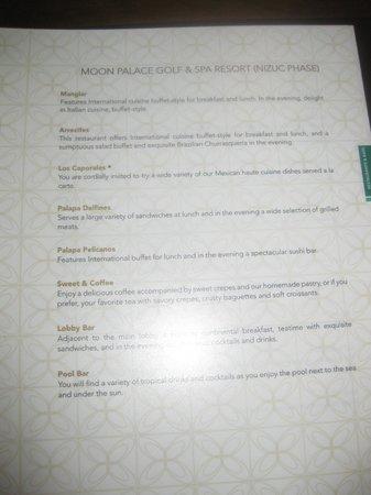 Moon Palace Restaurants Menus Best Restaurants Near Me