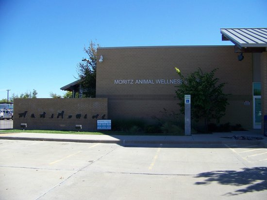 Arlington Animal Shelter - next to dog park - - Tails and Trails dog park