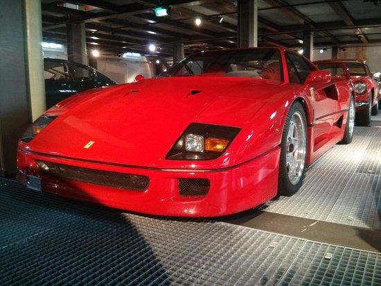Autobau: Ferrari F40