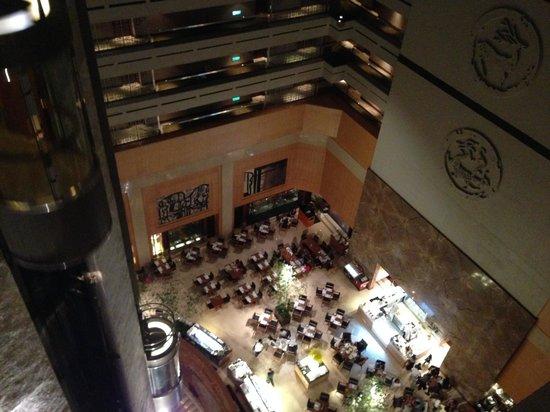 Sheraton Grand Taipei Hotel: Restaurant
