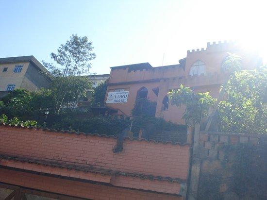 Recanto Do Lord Hostel: fachada