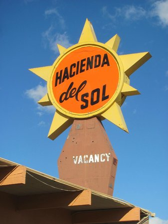 Boynton's - Hacienda del Sol: Plenty of sun in Borrego Springs