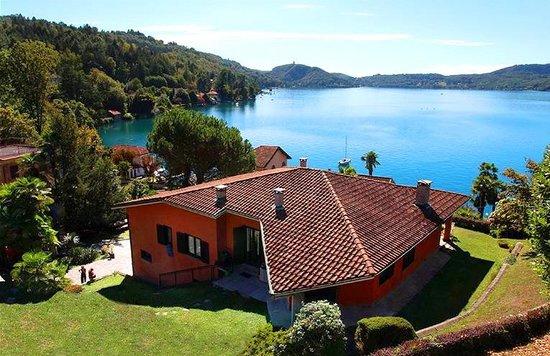 Villa Pinin: the house