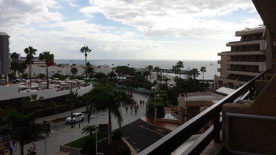 Iberostar Sábila: Vistas desde terraza