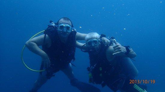 Poseidon Dive Center: Amigos!