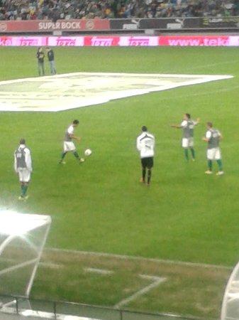 Estadio de Alvalade: Match