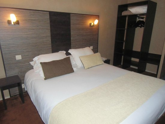 Hotel Alicia : Lit de 160