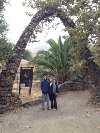 Poly Canyon Loop: The Architectural Graveyard entrance