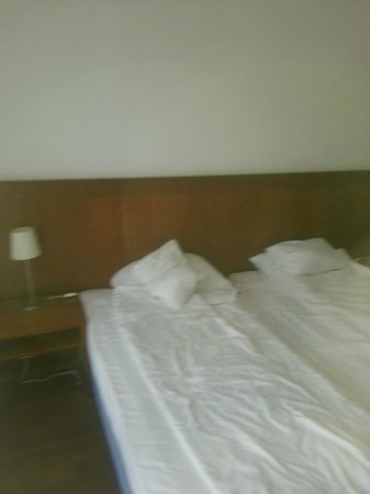 Tisza Balneum Thermal Hotel: Bed