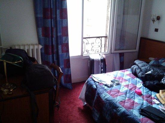 Hotel Troyon : Hab