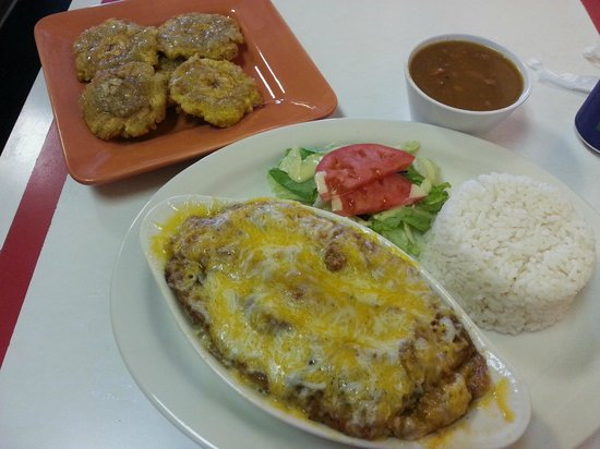 Old San Juan Restaurant Piñon And Tostones