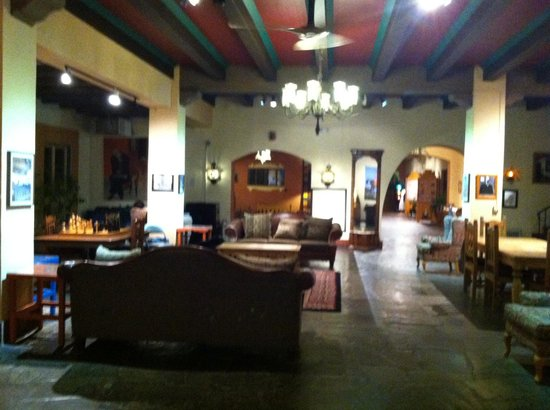 La Posada Hotel: Another public space in the hotel