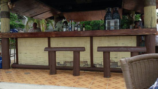 Mana Island Resort : Dåligt underhållet.