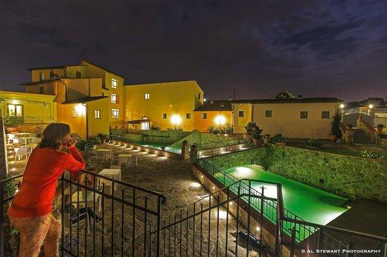 Hotel Mulino di Firenze: A beautiful pool