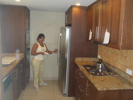 Tropicana Aruba Resort & Casino: Cocinas equipadas con todo lo que puedas necesitar.