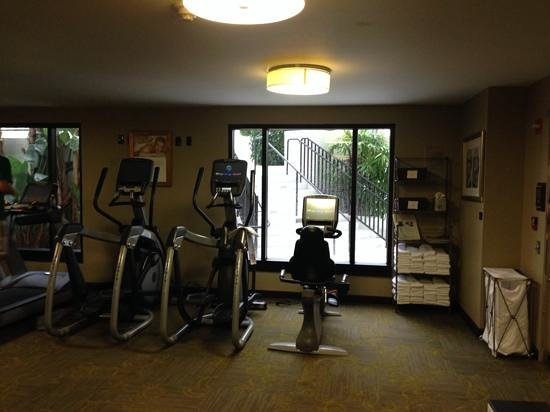 Grand Bohemian Hotel Orlando, Autograph Collection: cardio equipment in the gym