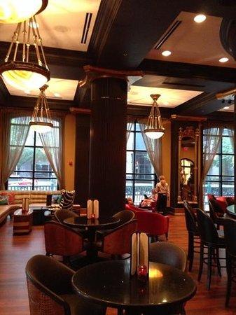 Grand Bohemian Hotel Orlando, Autograph Collection: beautiful bar