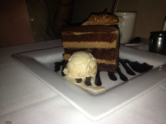 Foothills Milling Company: Chocolate Toffee Cake