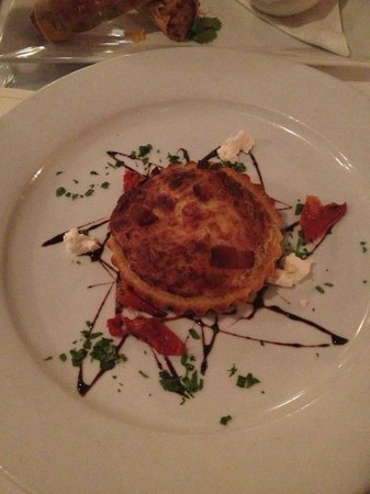Foothills Milling Company: Vidalia Onion Goat Cheese Tart
