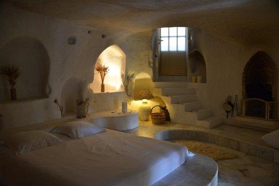 Les Maisons de Cappadoce : our cave