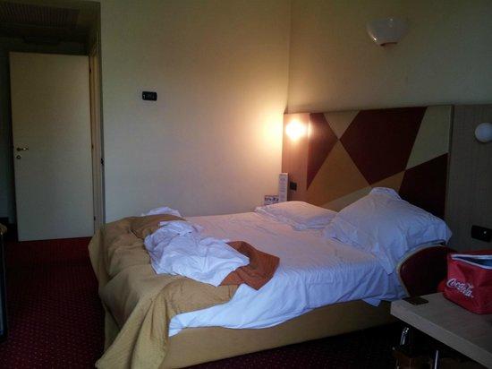 Art & Hotel: camera