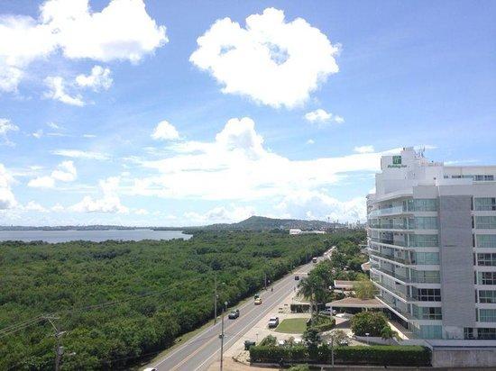 Sonesta Hotel Cartagena : Vista desde nuestra habitación
