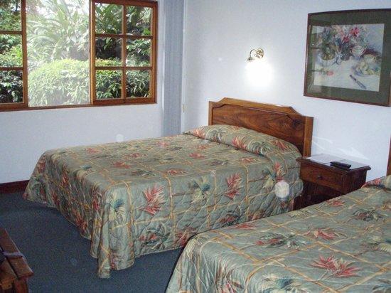 Hotel Buena Vista: Basic but comfortable