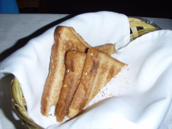 Hotel Buena Vista: Just part of a delicous and fresh breakfast