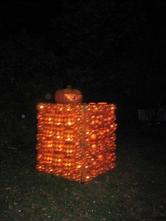 The Great Jack-O-Lantern Blaze : jack-in-box