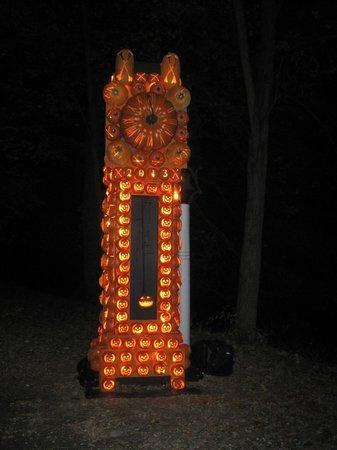 The Great Jack-O-Lantern Blaze : big ben