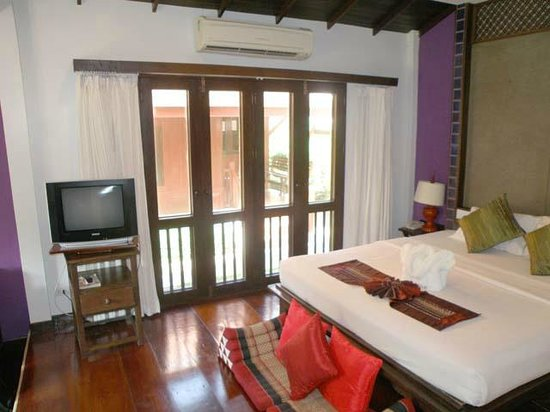 Legendha Sukhothai: Room