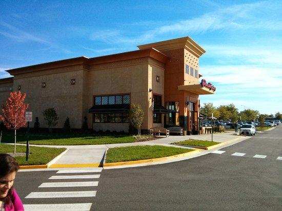 The Cheesecake Factory: Vista