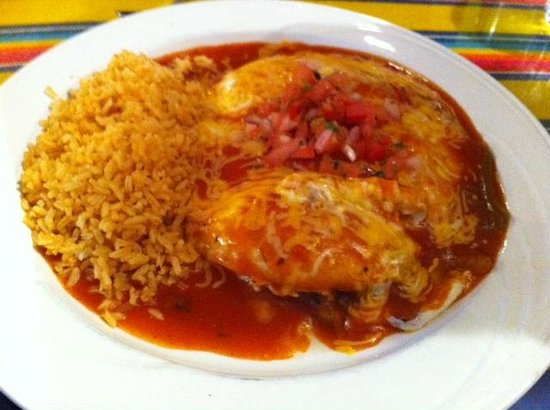 Frida's Mexican Grill: Traditional Huevos Rancheros