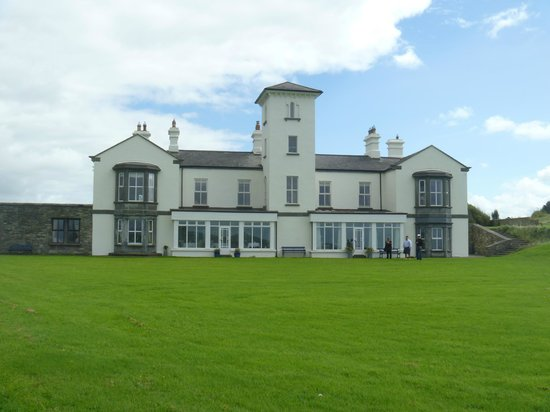 View from Moy House lawn