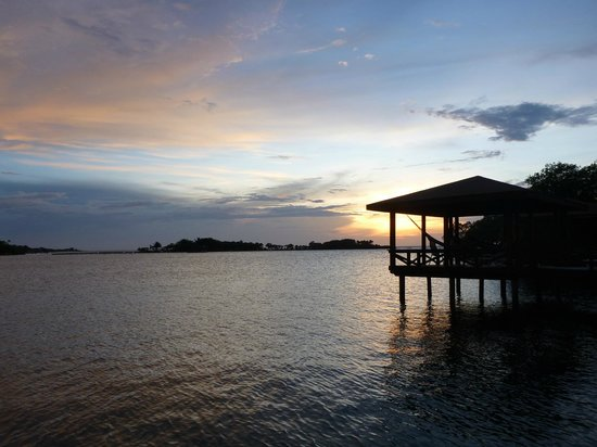 Anthony's Key Resort: View from the key