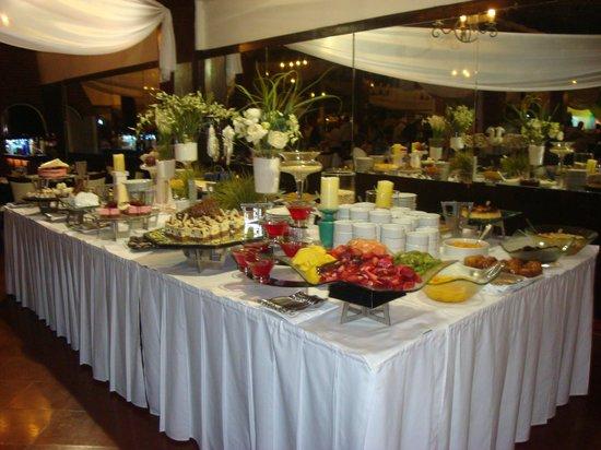 Los Pinos Resort & Spa Termal: LOS POSTRES !!