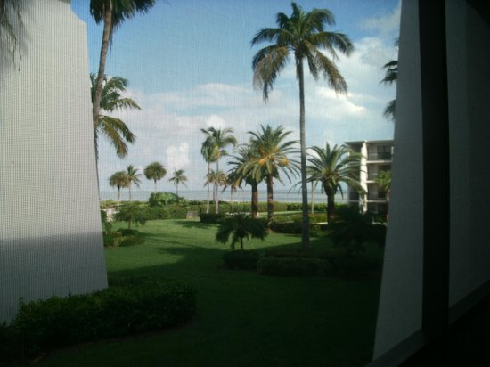 Sundial Beach Resort & Spa: view from condo