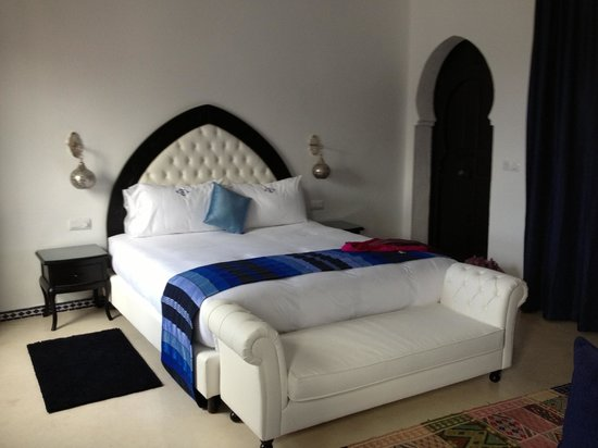 Lina Ryad & Spa : The Bedroom