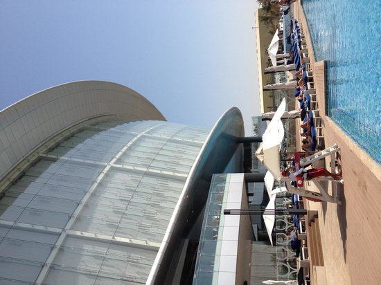 Jumeirah at Etihad Towers: Relaxation time