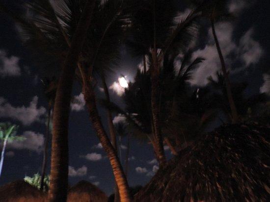 Iberostar Dominicana Hotel: Vista nocurna de habitaciones