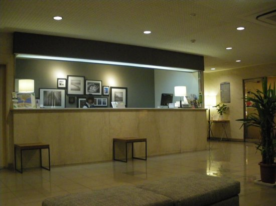 Shonandai Dai-ichi Hotel : フロント