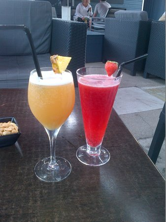 Le Golfy : Très bon rhum, très bons cocktails