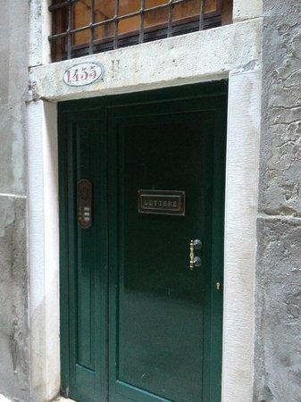 B&B Le Repubbliche Marinare : Puerta de entrada