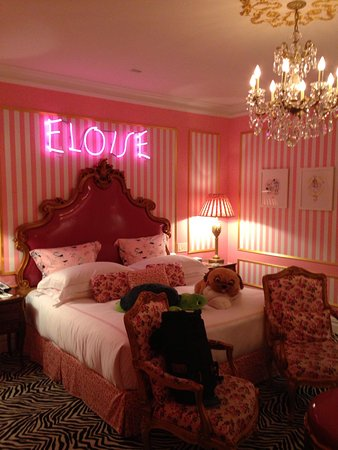 Eloise Suite Picture Of The Plaza New York City Tripadvisor